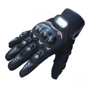 摩托车赛车pro手套 全指越野夏季骑行机车半指骑士手套