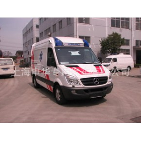 原装进口德国奔驰324救护车