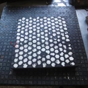 陶瓷衬板 耐磨耐腐抗压管衬片 电子陶瓷材料