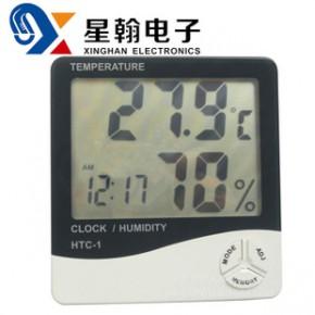 HTC-1大屏幕电子温湿度计 数字温湿度计 数显温湿度计