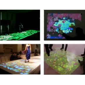 BOSINAR 伯思纳 地面投影互动系统、互动系统、投影互动多媒体