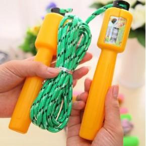 1399  儿童自动计数卡路里电子跳绳 减肥塑身中考电子计数器跳绳