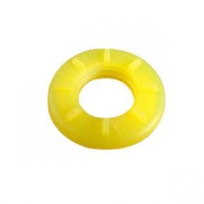 惠人原汁机配件 胶圈 前体防水垫片 原装进口 黄色白色双色选