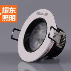 雷士LED射灯 NLED133D系列 天花射灯浙江运营中心