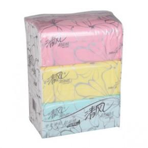 清风超质感200软抽无香面纸原木浆婴儿用纸整箱江浙沪皖包邮