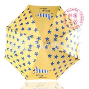 kingboree儿童雨伞抗紫外线遮阳伞雨具SMALLY雨衣配套版