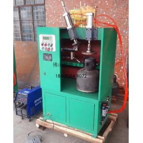 煤气瓶瓶嘴环缝焊机,厂家专业定做,金属桶环缝焊接专机
