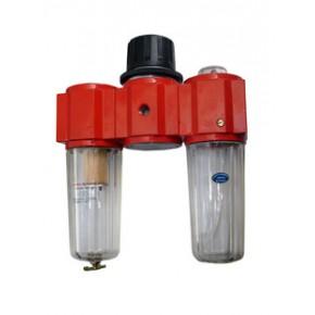 气源处理器398-25三联件 油水分离器 过滤器 接口G1寸