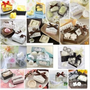 结婚婚礼婚庆用品回礼小礼品创意小礼物礼盒包装迷你小香皂批发T
