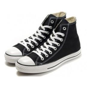 高帮帆布鞋经典款男鞋女鞋 休闲鞋运动鞋工厂批发一件代发