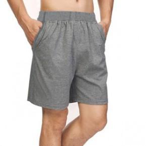 2014夏款潮男针织棉短裤男沙滩裤卫裤5分裤男家居夏装裤子