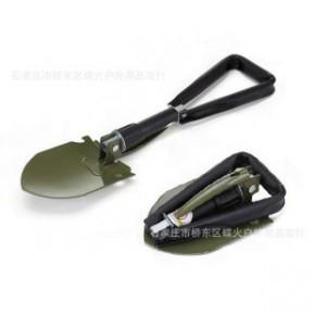 中国万能军锹6411Q3多功能铲锹工兵锹 折叠车载锹
