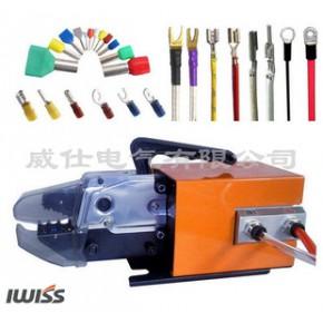 威仕气动式端子压接机 端子压线机 气动压线钳