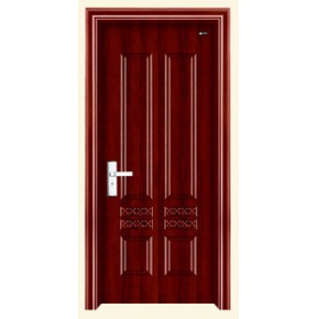 钢木室内门 整套门 宝来阁门业