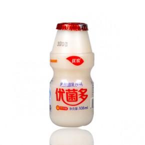 乳酸菌饮料代工优蜜108ml优菌多饮料 OEM代工 厂家代加工