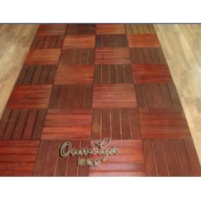 实木拼花地板 实用性强 性价比高 质量好