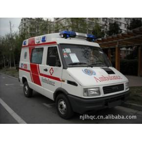 精典依维柯得意款救护车——南京朗华