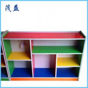 幼儿园塑料玩具柜 多层幼儿园玩具收纳柜