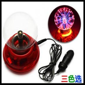 汽车车载魔幻球 汽车魔幻球 LED离子球 感应声控 LED魔幻球