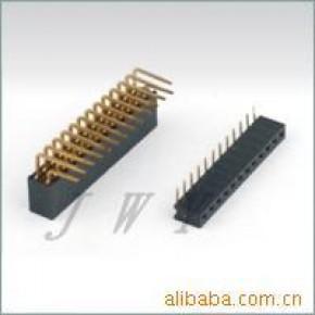 高精密0.8、1.0、1.27、2.0、2.54液晶显示器连接排针排母