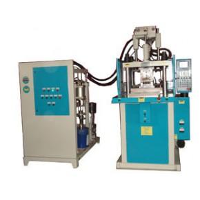 立式硅胶注塑机双滑40吨60吨80吨100吨120吨150吨200吨注塑机