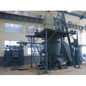 双段煤气发生炉 单段煤气炉