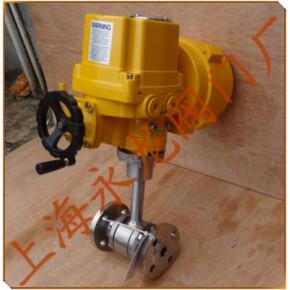液氮、液氧、石油液化气专用不锈钢低温电动调节球阀