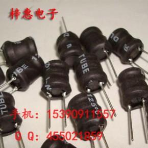 工字电感6*8-4.7UH 滤波单层密绕式/