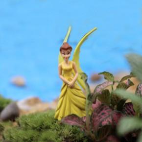 微世纪 花仙子小精灵盆栽摆件饰物 苔藓多肉微景观生态瓶DIY配件