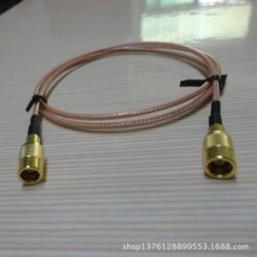 源头工厂薄利直供优质SMB射频同轴线 RF跳线