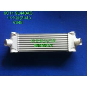 福特全顺江铃全顺配件 全顺新时代V348空气冷却器进气中冷器
