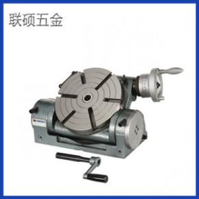 批量供应GF-256H强力型万能倾斜电脑数控分度盘