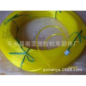 加工聚氨酯绳子 牛筋绳、高弹力绳、牛筋管   长短您定