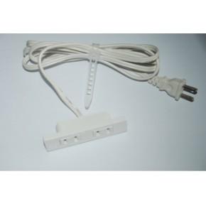 出口日本 两孔家具插 桌面插座 家具插座