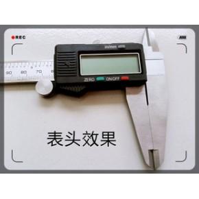 外贸电子数显卡尺0-300mm生产 数显 游标卡尺 底价优惠