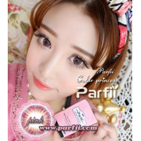 2014新品美瞳Parfii芭菲princess溢彩公主隐形眼镜零售
