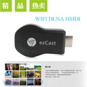厂批2013新款智能高清网络电视机顶盒 无线 WIFI HDMI播放器