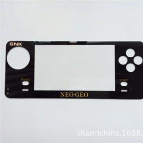PET镜片 批发数码电器显示屏亚克力镜面 可定制颜色形状