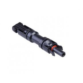 保险丝连接器,光伏连接器,兼容MC4连接器(带光伏防反二极管)
