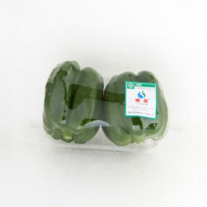 绿色食品蔬菜 净菜 蔬菜礼盒 加工 燎原绿色青椒 种植基地
