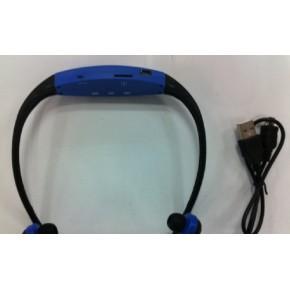 无内存插TF卡耳机运动型MP3 运动MP3 耳机MP3多款可选择 量大从优