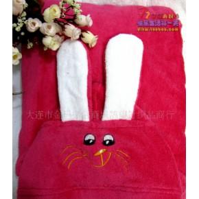 新款 纯棉 割绒毛巾料 儿童浴袍/成人浴袍 男童女童均可 4色可选