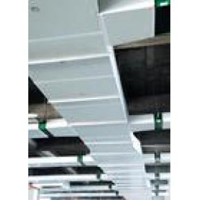 双面彩钢酚醛复合风管倍加能专也制作