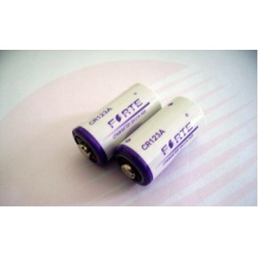 CR123A锂锰电池