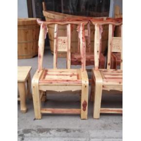 柏木椅子吧香红柏木椅子红心柏木椅子-百度知道