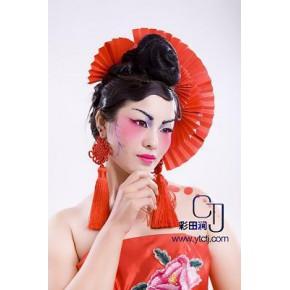 彩田涧烟台专业化妆培训 烟台化妆技术学习