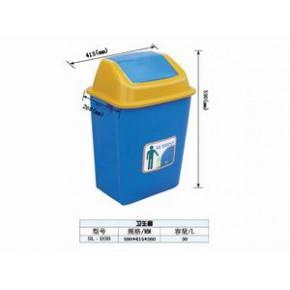 优质塑料垃圾桶,塑料果皮箱,