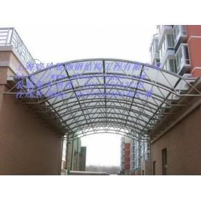 雨棚丨阳光棚丨彩钢棚丨车棚丨玻璃板棚制作