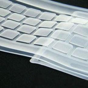 通用型台式电脑键盘保护膜 硅胶键盘膜 防尘 BL651