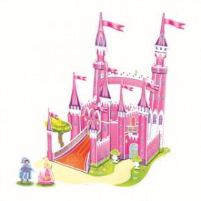 诗茵3D立体拼图儿童益智拼图拼板玩具diy拼图多款式可选